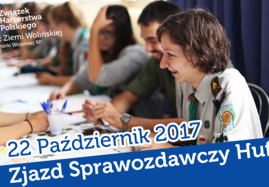 Zjazd Sprawozdawczy Hufca – 22 październik 2017r