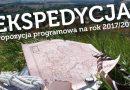 """Propozycja programowa 2017/2018 – """"Ekspedycja"""""""