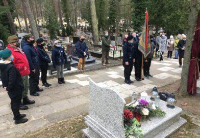Pogrzeb druhny Lucyny Marchelak